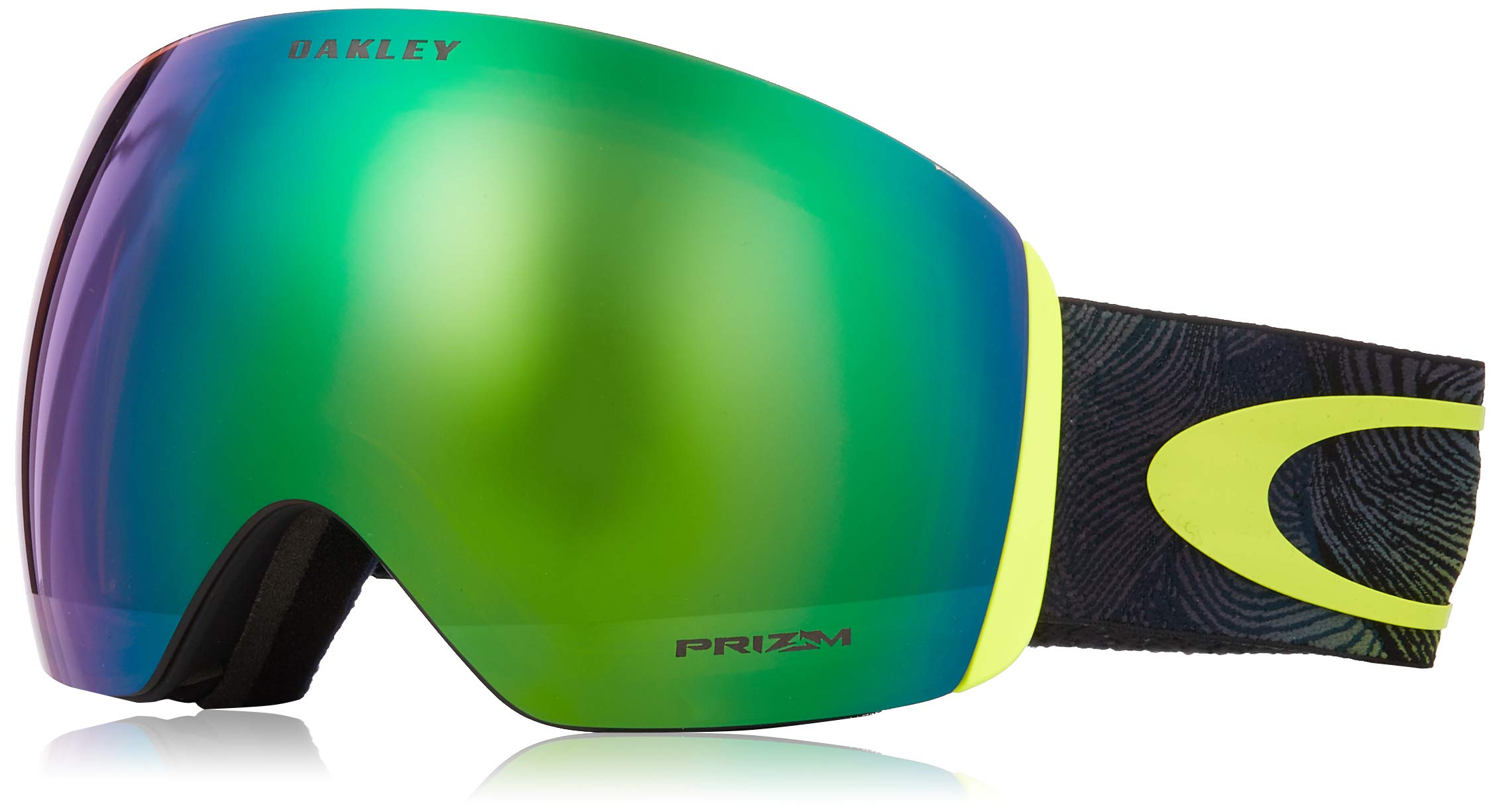 Oakley Flight Deck Snow Goggle, Mystic Flow Retina, Large