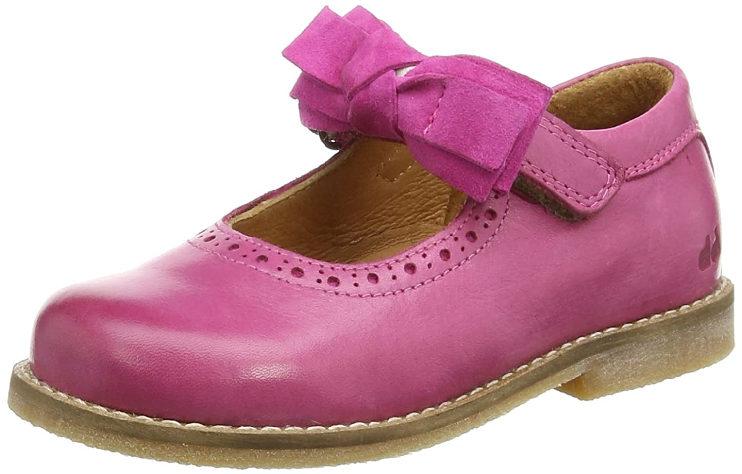 FRODDO Girls Mary Jane Shoes Fuchsia G3140045, Mary Jane Fille