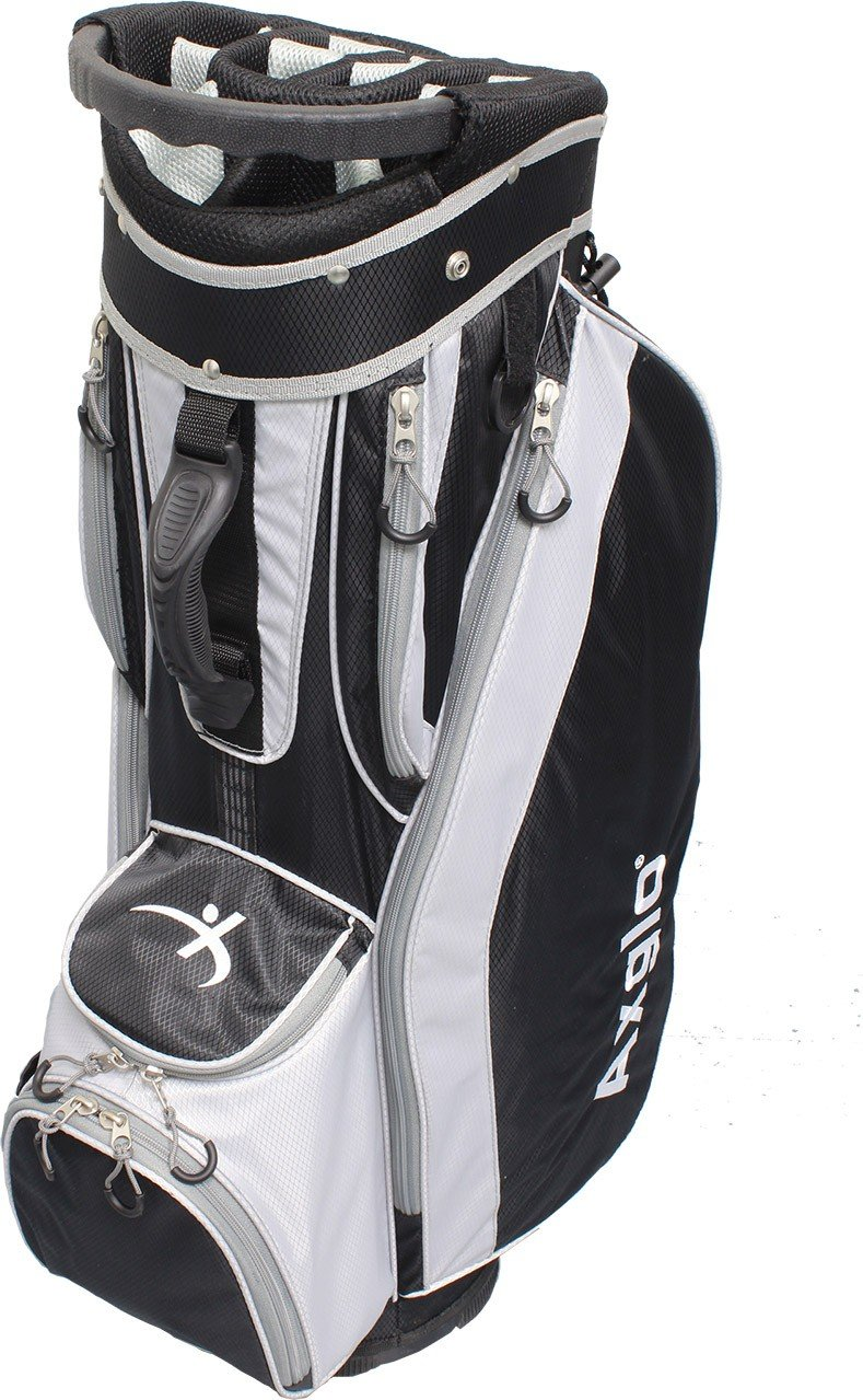 Axglo A182 Econo Golf Cart Bag Black/Grey