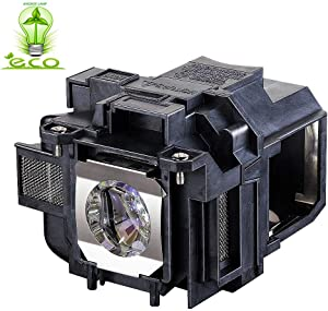 Angrox ELP78 Lamp Bulb for Epson ELPLP78 PowerLite Home Cinema 2030 2000 730HD 725HD 600 VS230 VS330 VS335W EX3220 EX6220 EX7220 EX7230 EX7235 EX5220 V13H010L78 Replacement Projector Lamp Bulb