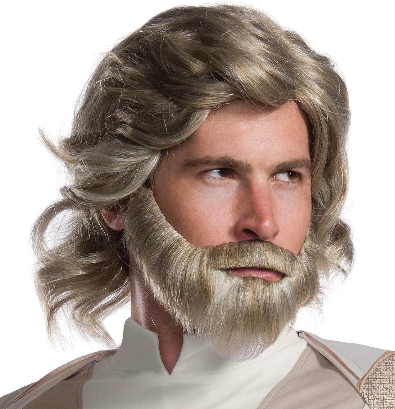 Rubies Adult Star Wars Luke Skywalker Wig