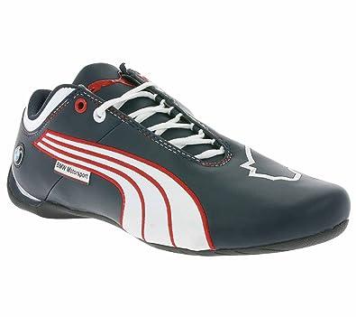 c7306ca49520 Puma BMW MS Future Cat M1 Leather Men s Sneaker Blue 305111 02