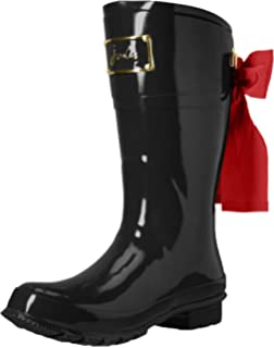 Amazon.com | Joules Women's Evedon Rain Boot | Rain Footwear