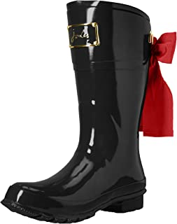 Amazon.com | Joules Women&39s Evedon Rain Boot | Rain Footwear