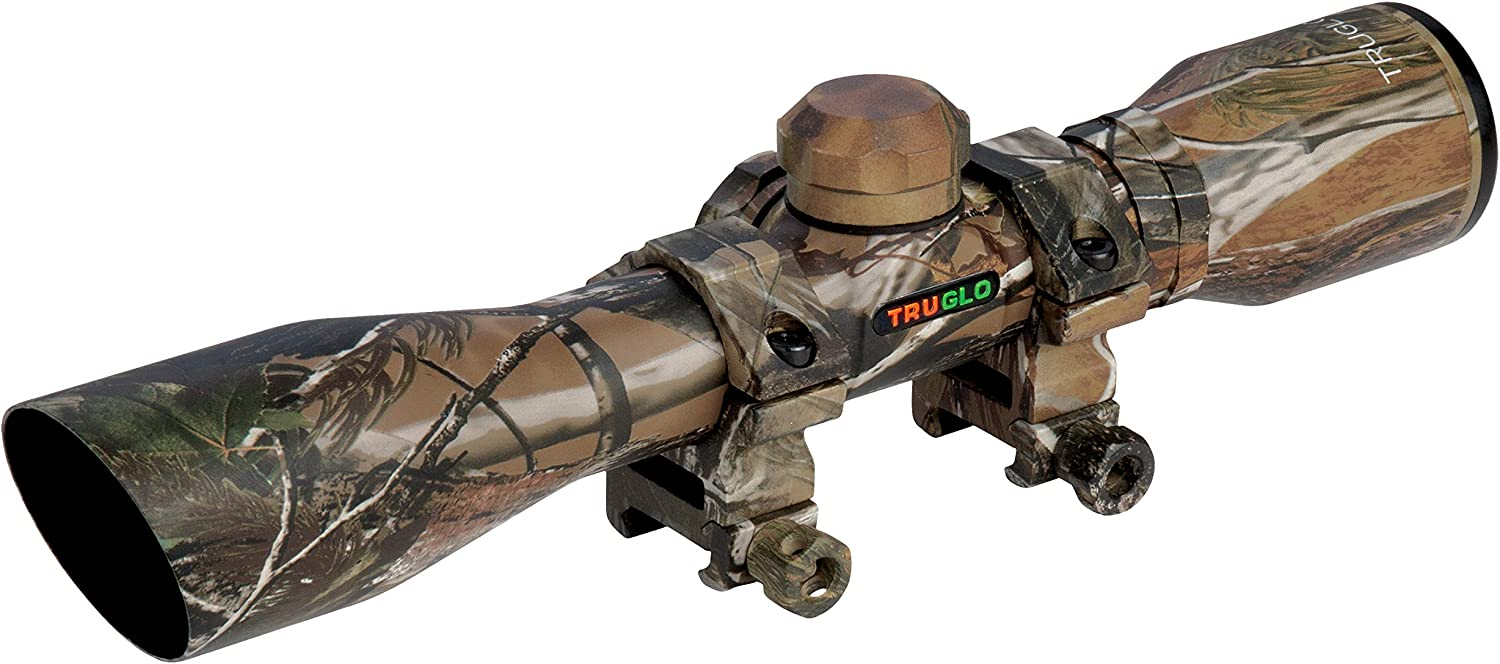 TRUGLO Crossbow Compact Scope