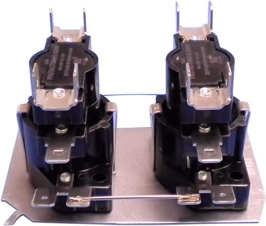 Carrier Bryant Payne 20 23 KW Furnace Heat Sequenser Relay HN62QC008 HN67QC008