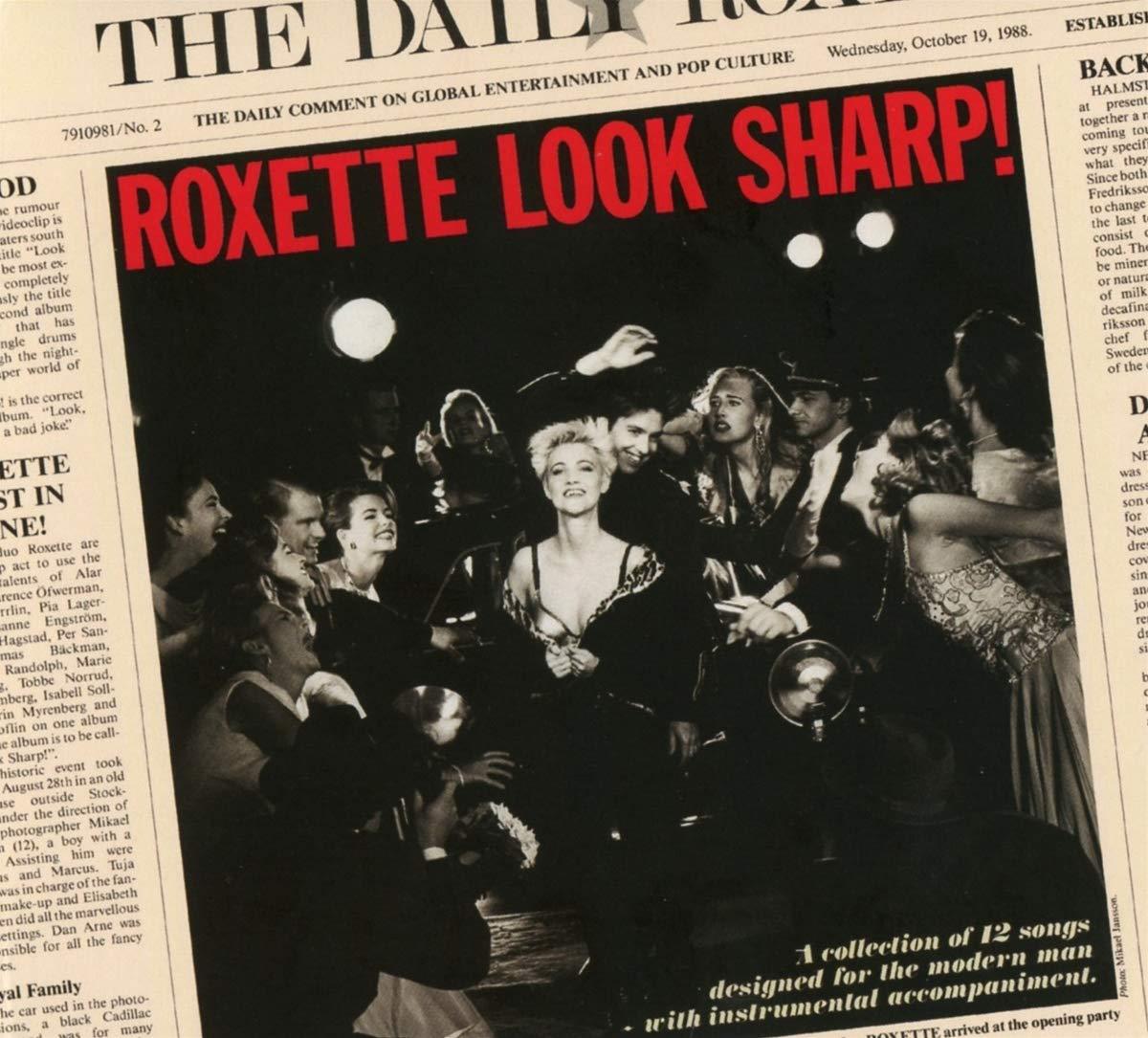 CD : Roxette - Look Sharp! (30th Anniversary Edition) (Canada - Import)