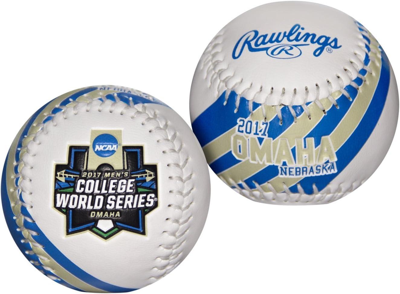 Rawlings - Balón de béisbol para hombre, serie mundial 2017, 12 ...