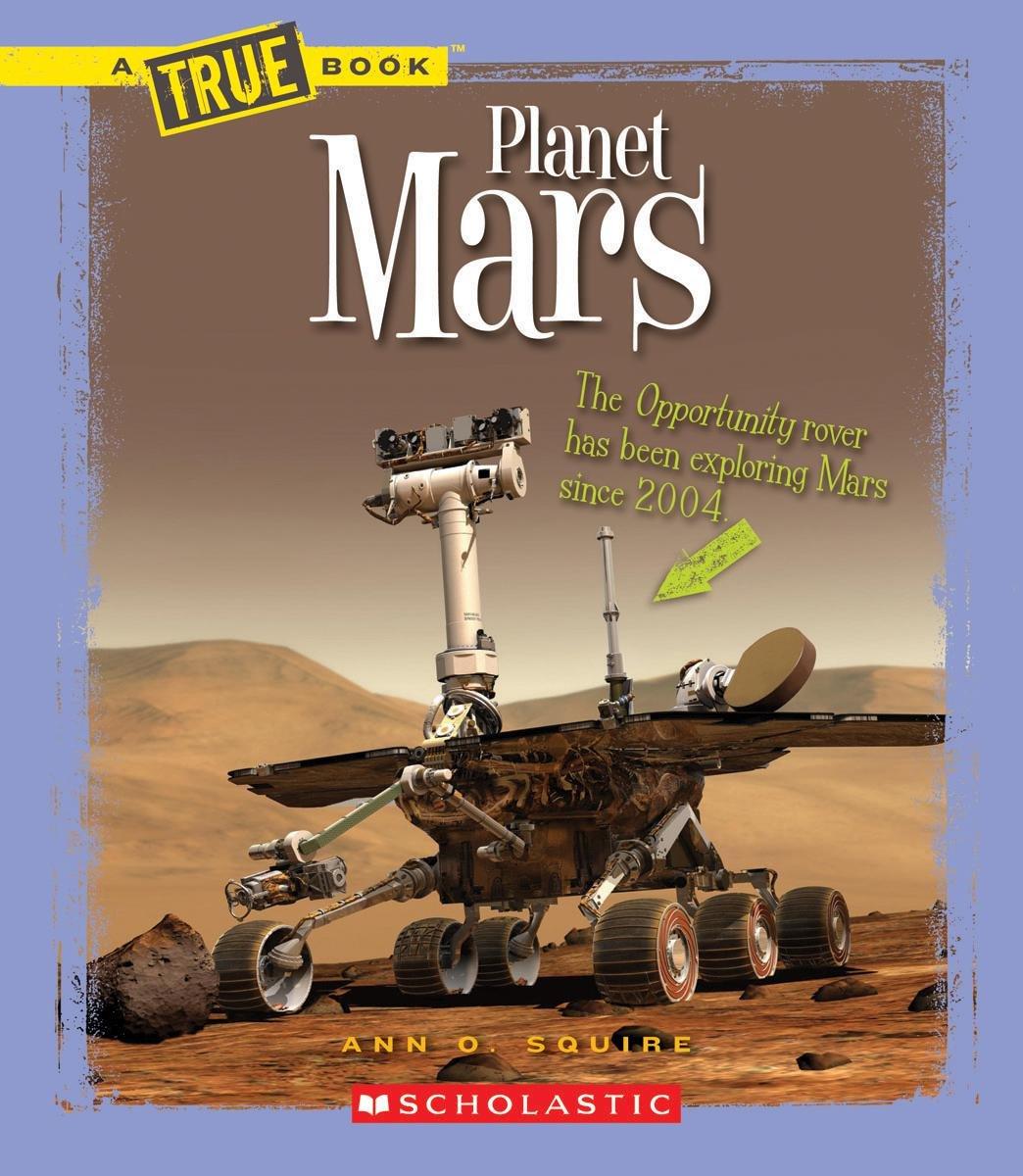 Download Planet Mars (A True Book) ebook