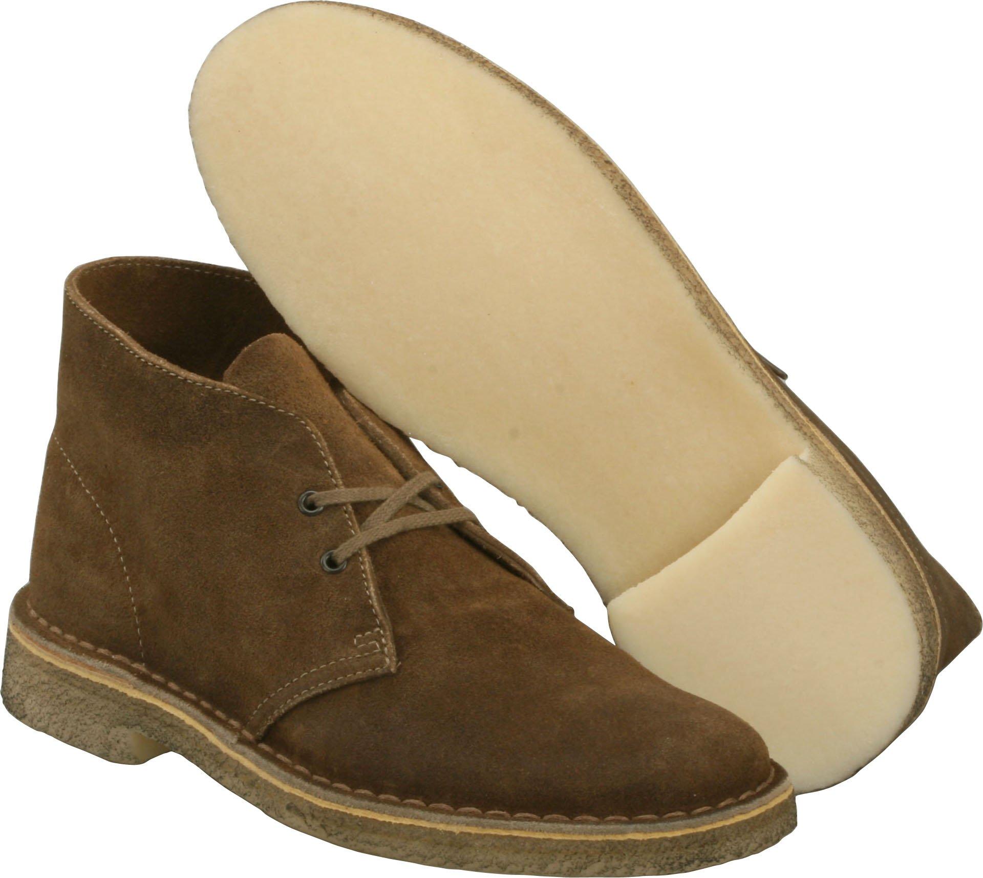 Clarks Originals Men's Desert Boot,Taupe Suede,7 M US