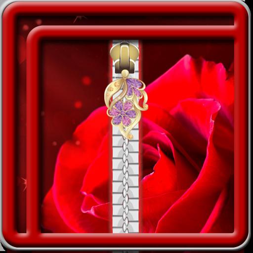 Zipper Lock Screen Valentine (Cool Valentines Boxes)