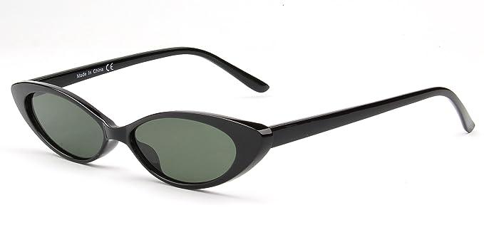 Amazon.com: cramilo anteojos de ojo de gato anteojos de sol ...