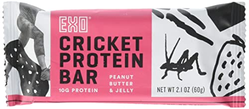 Exo Cricket Protein Bar