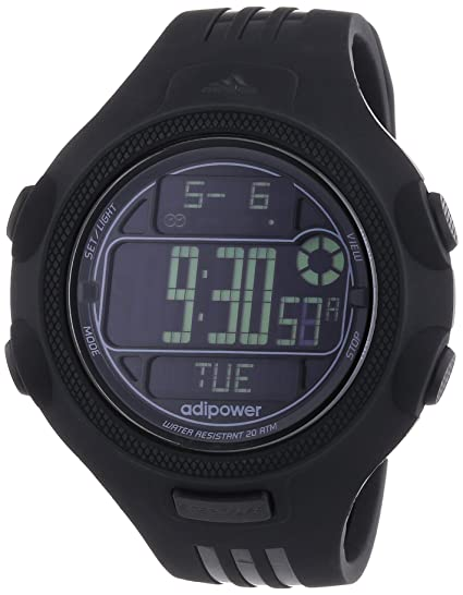 adidas Adipower - Reloj de cuarzo para hombre, correa de ...