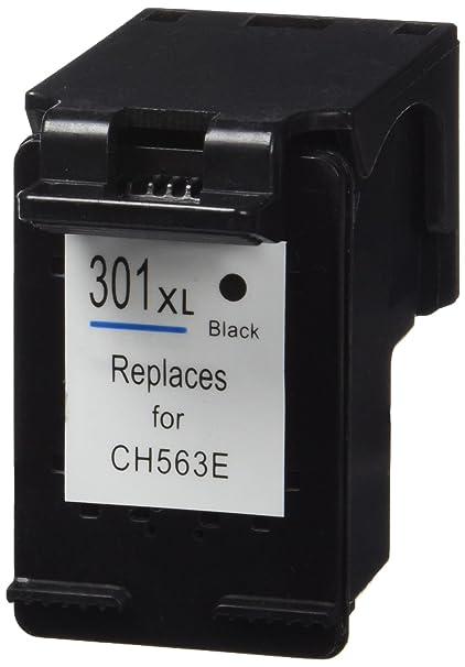 Generico IHP-301V1BK - Cartucho Reciclado, HP 301xl Negro (Nº ...