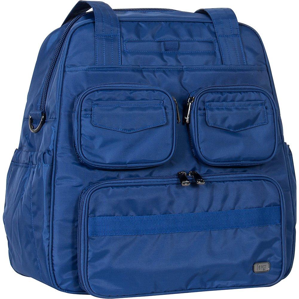 Lug Women's Puddle Jumper Overnight/Gym Bag (Infinity), Cobalt Blue, One Size