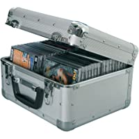 Citronic Aluminium Cd Flight Case 40 Cds.