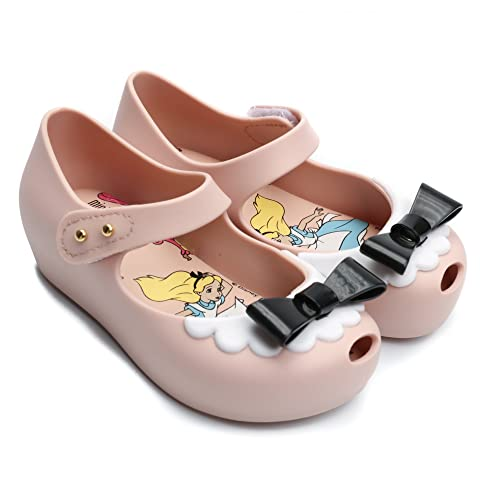 Mini Alice Melissa Nude 1920 Bow Shoes Ultragirl NPXnwOk80Z