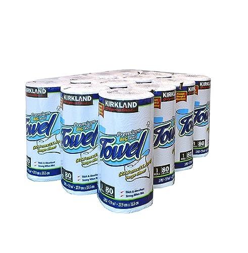 Triple Quilted Velvet Toilet Tissue Roll White 40 Roll Per