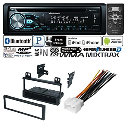 amazon com car radio stereo cd player dash install mounting kit Ford Clutch Kits amazon com car radio stereo cd player dash install mounting kit harness for ford lincoln mercury car electronics