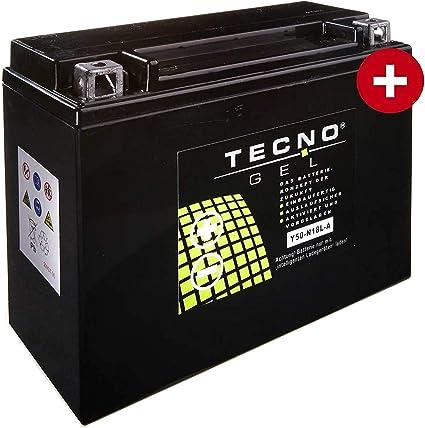 Tecno Y50-N18L-A - Batería de gel GTV 500 1977-1980