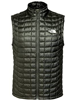 The North Face THERMOBALL - Chaleco - tnf black E44vSanE6