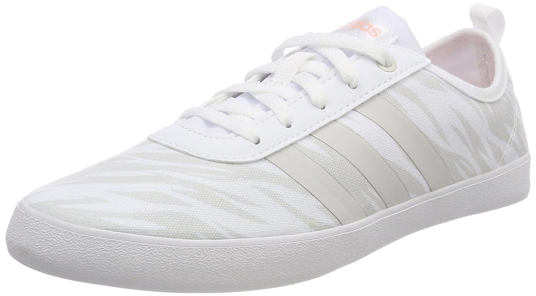 gris (gris One F17 Haze Coral S17) 42 2 3 EU adidas QT Vulc 2.0 W, Chaussures de Fitness Femme