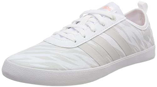Adidas QT Vulc 2.0 W amazon-shoes grigio