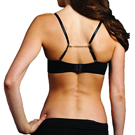 061e1450f77 Image Unavailable. Image not available for. Color  Maidenform Women s Plus  Size Clear Bra Strap Holder