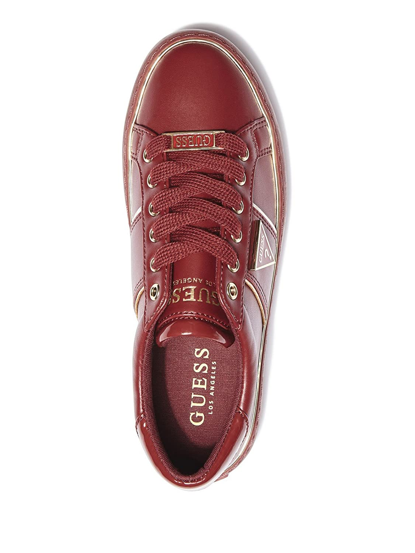 Guess Factory Womens Gilda Logo Low-Top Sneakers GuessFactory 29990107d2