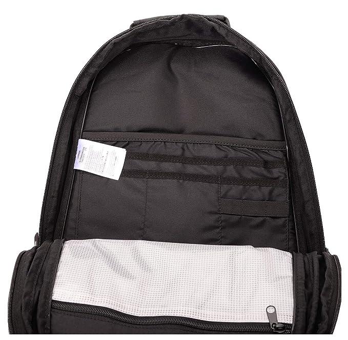 5fb9c87dec0f Amazon.com  Jordan Airborne Jumpman Backpack Black Gray  Computers    Accessories