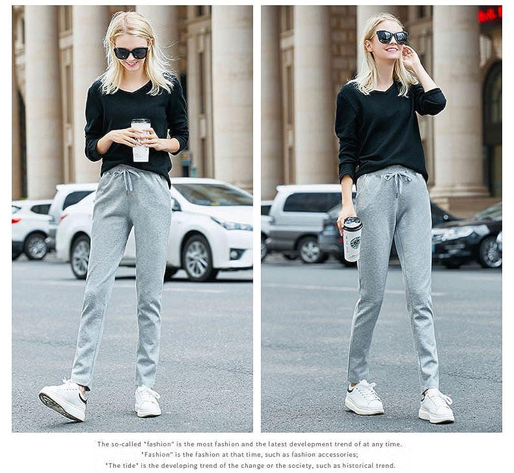 df53ab92fe Amazon.com: Women Cotton Summer Light Weight Sweatpants: Clothing