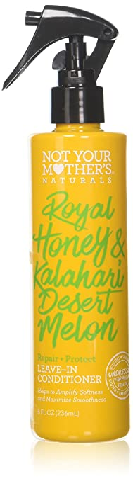 Not Your Mother's Naturals Royal Honey & Kalahari Desert Melon Leave-In Conditioner (Royal Honey & Desert Melon) Best Leave-in Conditioners