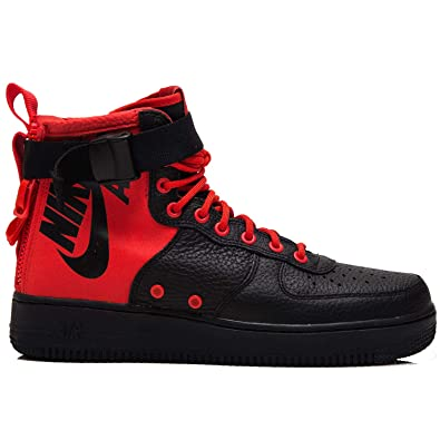 new arrival 44ad4 5741a Amazon.com | Nike Sf Af1 Mid Mens 917753-601 | Shoes