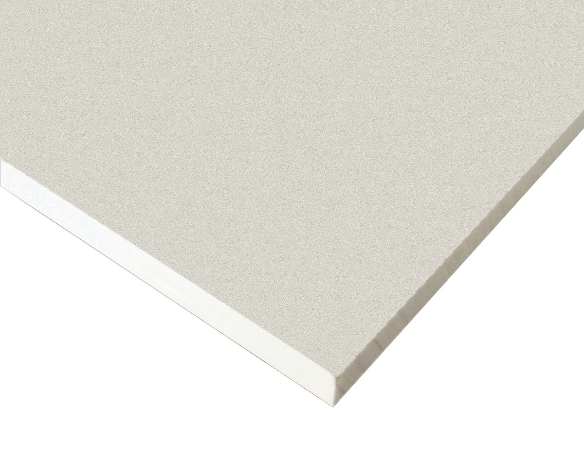 1//16 Thick x 24 Wide x 24 Long USA Sealing HDPE Plastic Sheet