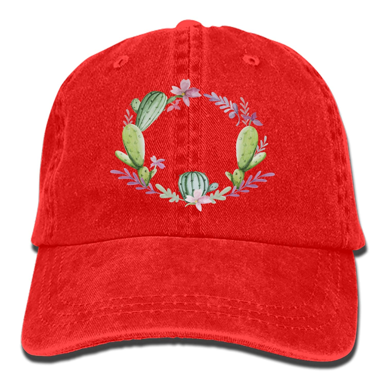SOUWO Mens Ardin Dad Baseball Cap Flower