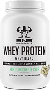 Sweepstakes: BNB 100% Whey Protein