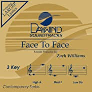 Face To Face [Accompaniment/Performance Track]