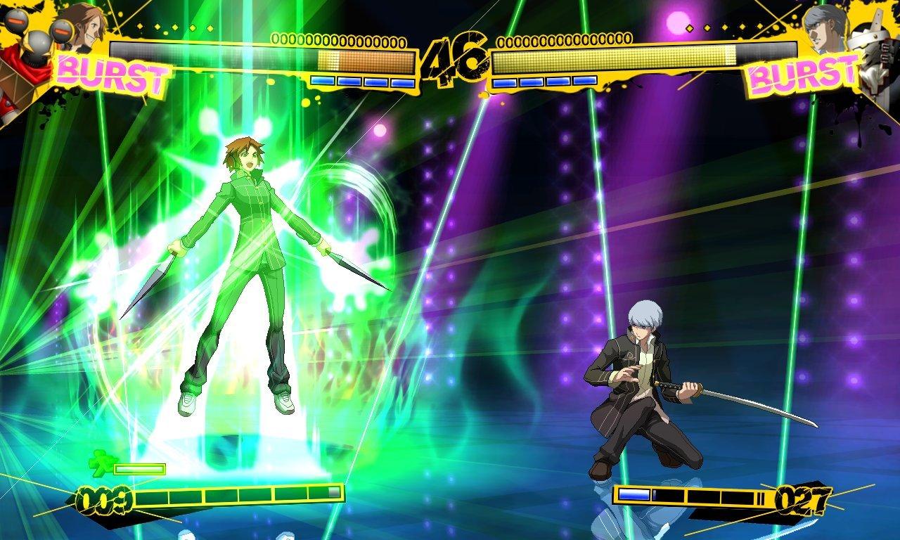 Atlus Persona 4 Arena X360 - Juego (Xbox 360, Lucha, T (Teen)): Amazon.es: Videojuegos