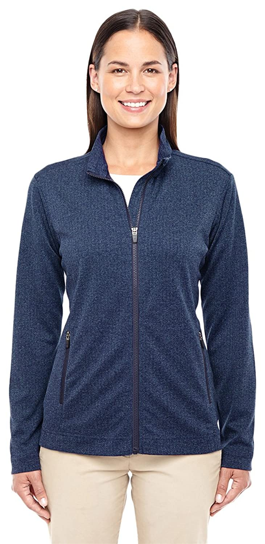Devon & Jones Ladies Herringbone Full Zip Jacket