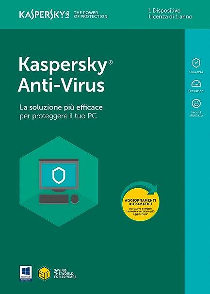 kaspersky antivirus versione di prova