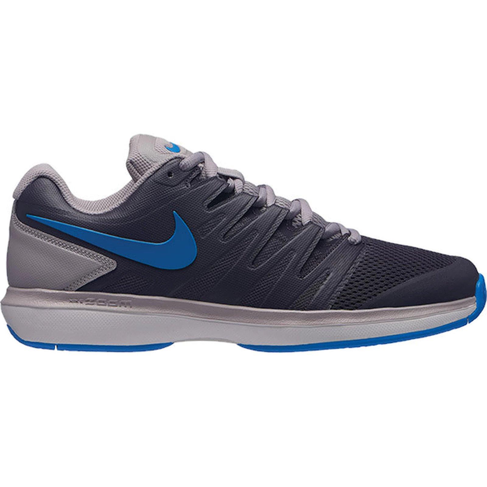 on sale a44e8 3df0d Galleon - Nike Men s Air Zoom Prestige Tennis Shoes (14 D US, Gridiron Photo  Blue Atmosphere Grey)