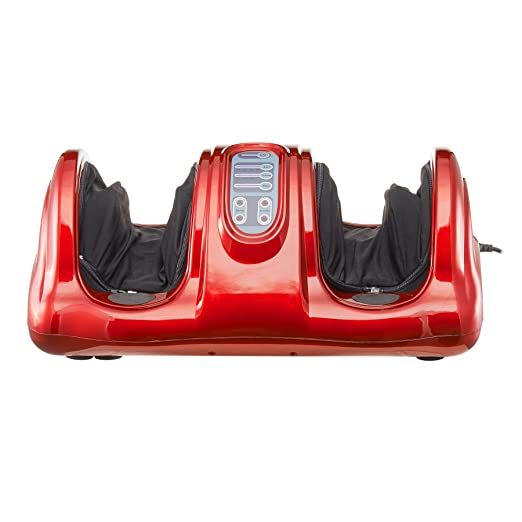 Orion Motor Tech Electric Shiatsu Kneading Rolling, Foot Massager, with Remote control