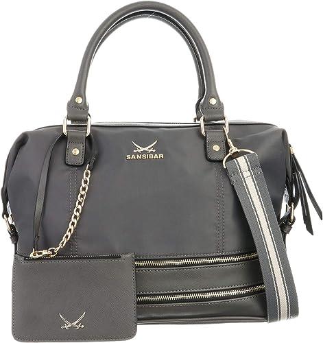 sansibar handtasche leder