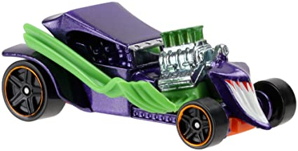 Amazon Com Hot Wheels Dc Universe Joker Vehicle Toys Games