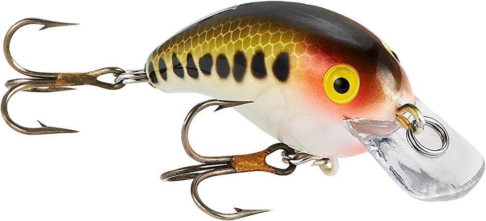 Cotton Cordell Big O Shallow Square-Lip Crankbait Bass Fishing Squarebill Lure
