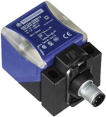 Telemecanique psn - det 32 12 - Detector inductivo cubiq 40x40x70 12-48v