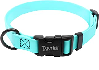 product image for Tiger Tail Urban Nomad Dog Collar – Lightweight Waterproof & Odor Proof Dog Collar