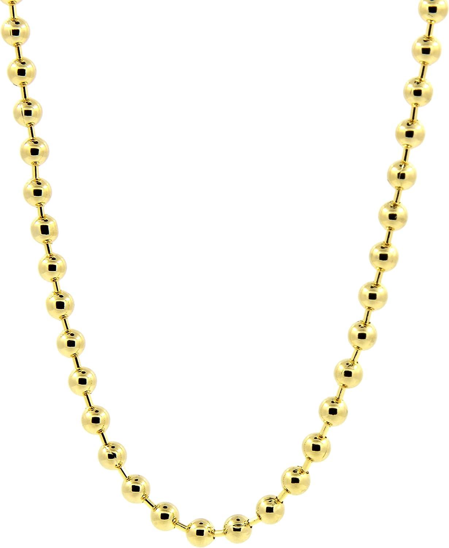 "30/"" SLIM BOX LINK CHAIN NECKLACE HIP HOP RAPPER/'S 14K GOLD PLATED  2mm 24/"""