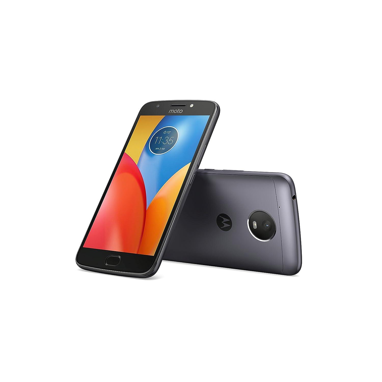 Lenovo Moto E4 Plus- Smartphone de 5,5, 1280 x 720 Pixeles, Multi-touch, Capacitiva, 1,4 GHz, MediaTek), Gris: Amazon.es: Electrónica